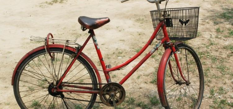 Wir suchen Fahrräder/-teile